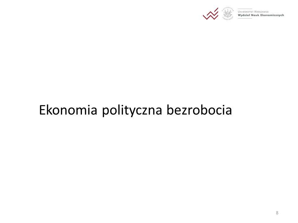 19 Rozdział środków w ramach budżetu UE w latach 2007-2013