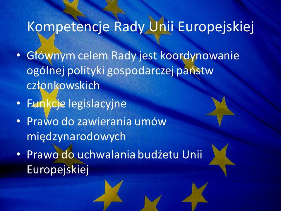 System głosowania w Radzie Unii Europejskiej Obecnie obowiązują zasady głosowania ustanowione przez Traktat z Nicei w grudniu 2000 r.