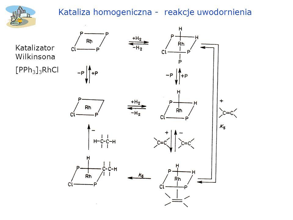 Katalizator Wilkinsona [PPh 3 ] 3 RhCl