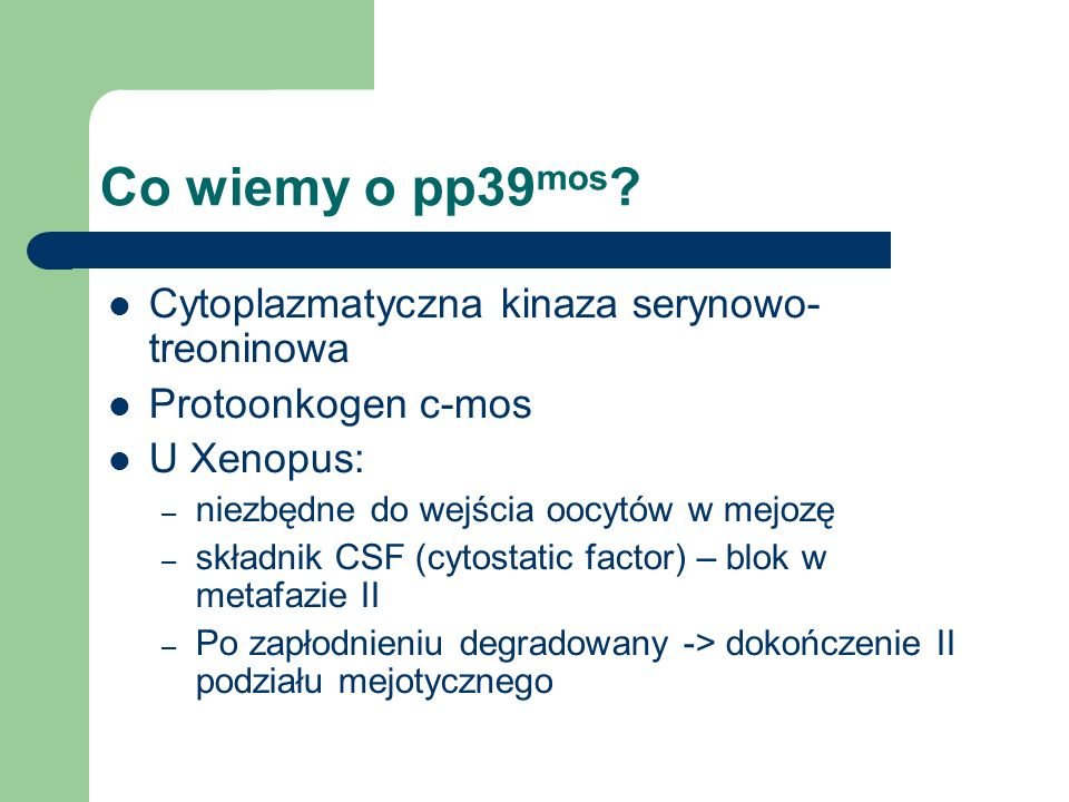 Co wiemy o pp39 mos .