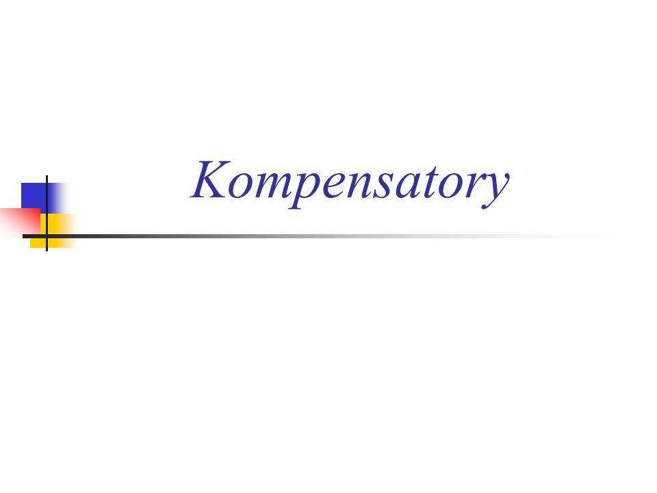 Kompensatory