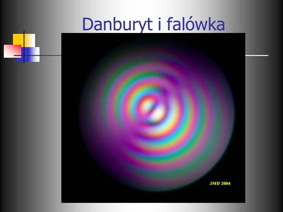 Danburyt i falówka