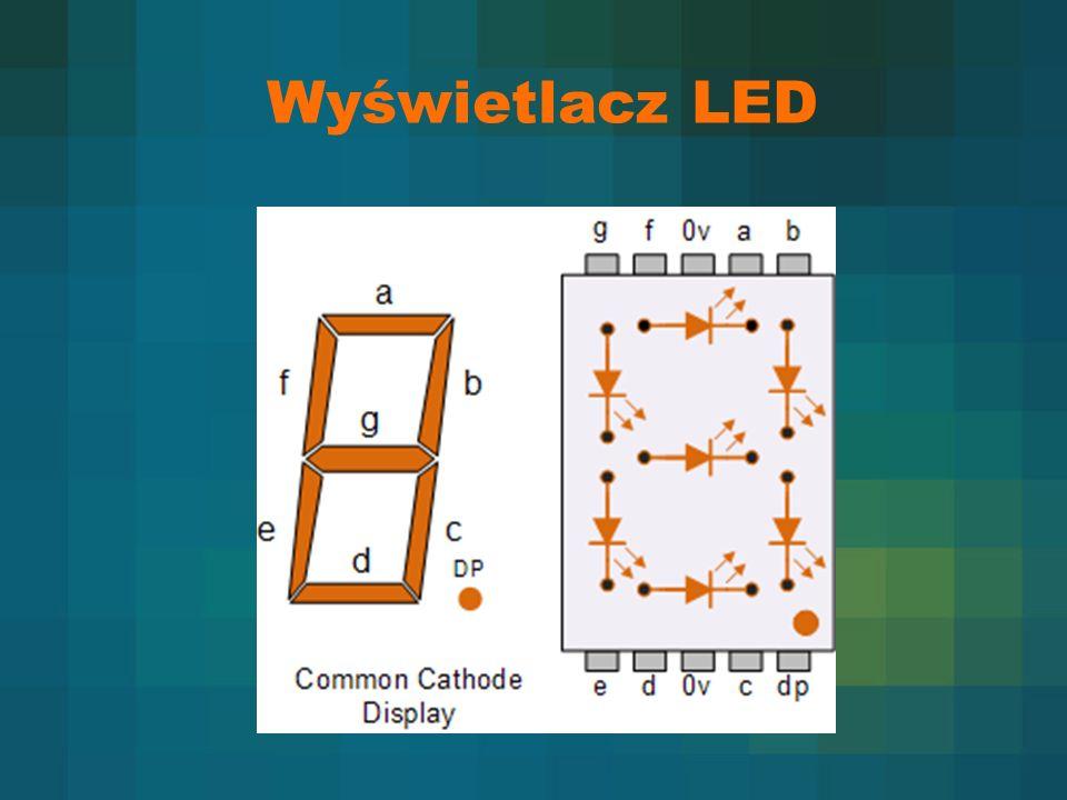 Wyświetlacz LED