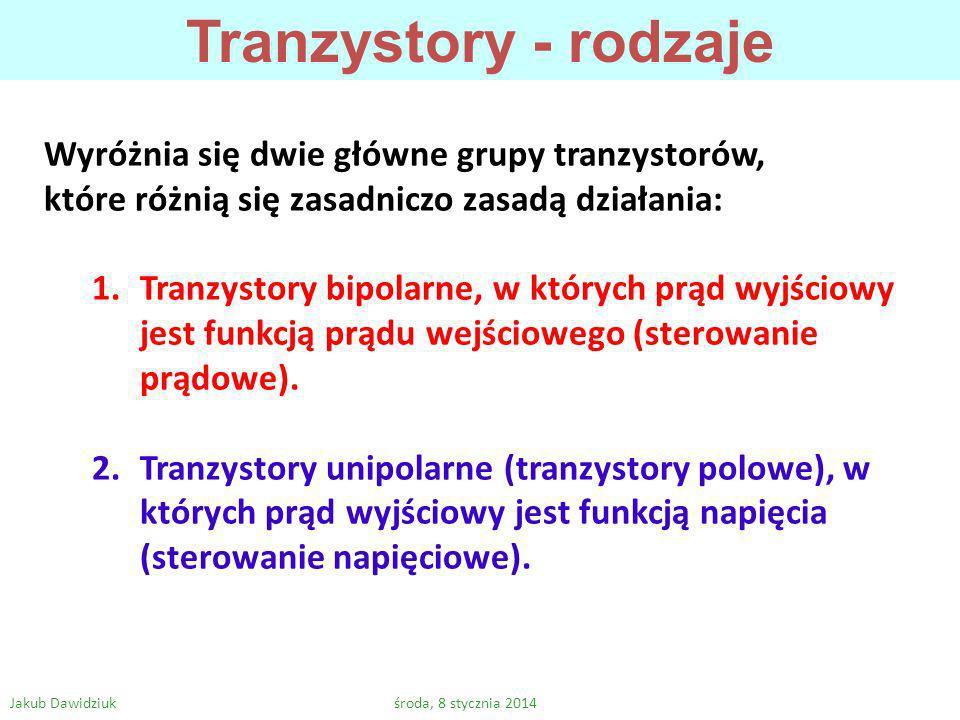 Idea tranzystora bipolarnego