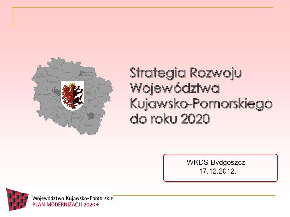 Wnioski i propozycje wypracowane przez Starostwa Powiatowe oraz niektóre gminy w procesie dyskusji o Strategii Rozwoju Województwa Kujawsko – Pomorskiego
