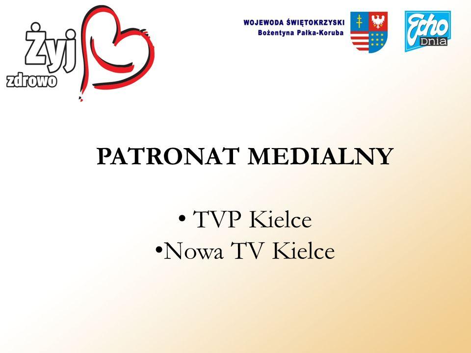 PATRONAT MEDIALNY TVP Kielce Nowa TV Kielce