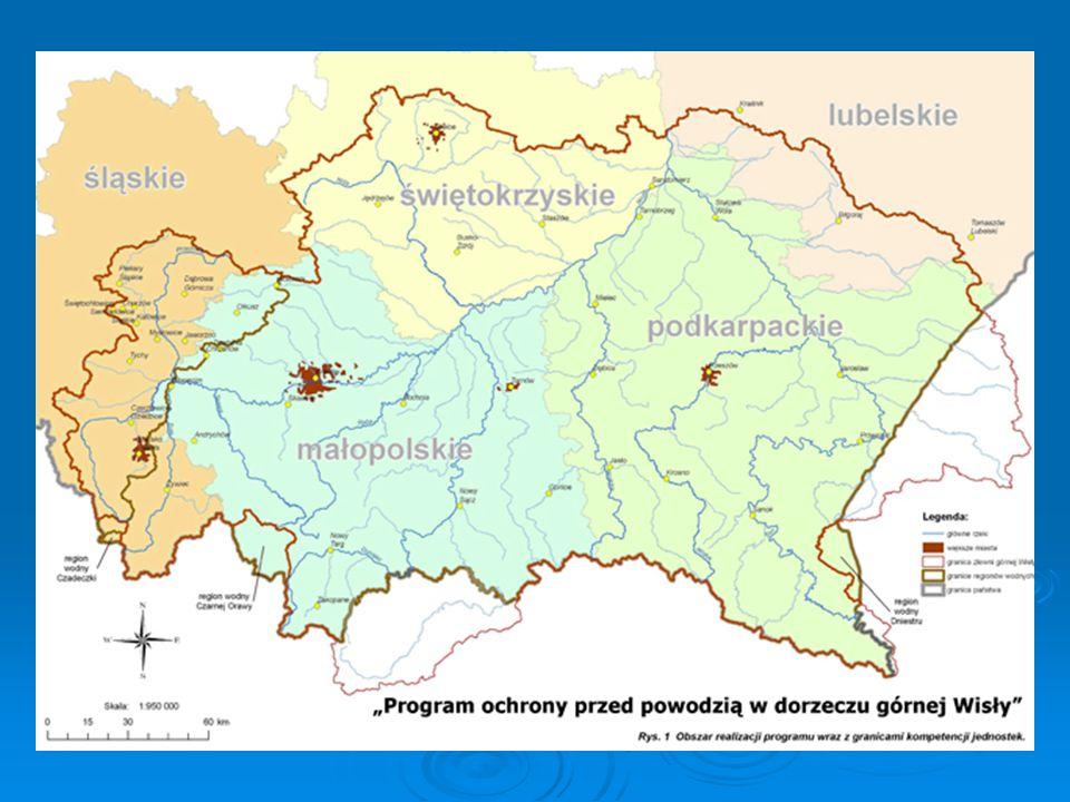 Stan wdrażania Programu ochrony przed powodzią w dorzeczu Górnej Wisły
