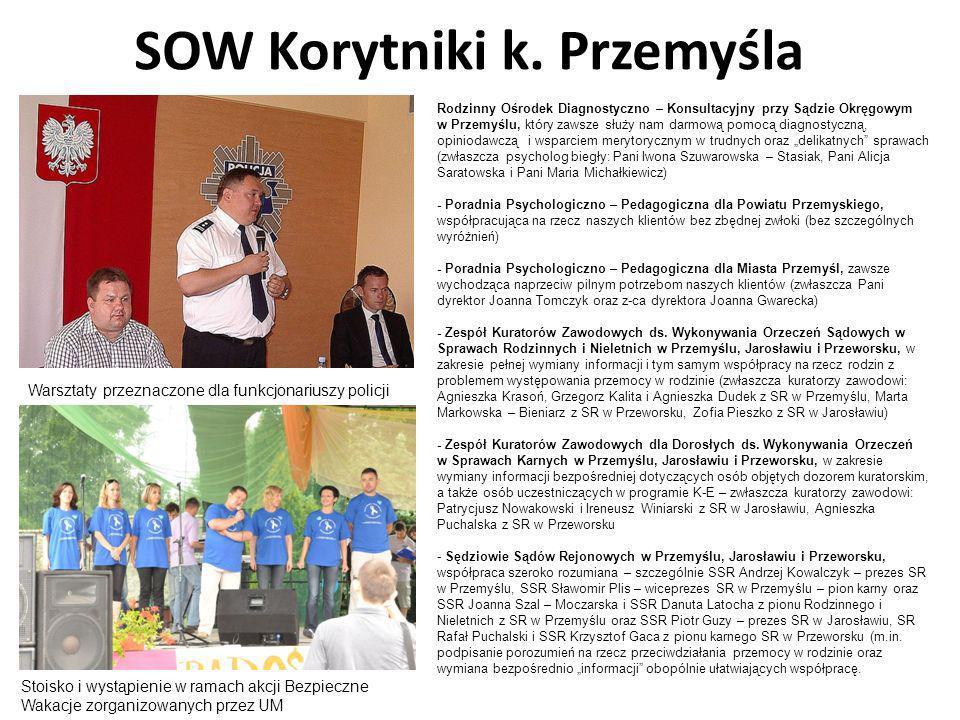 SOW Korytniki k.