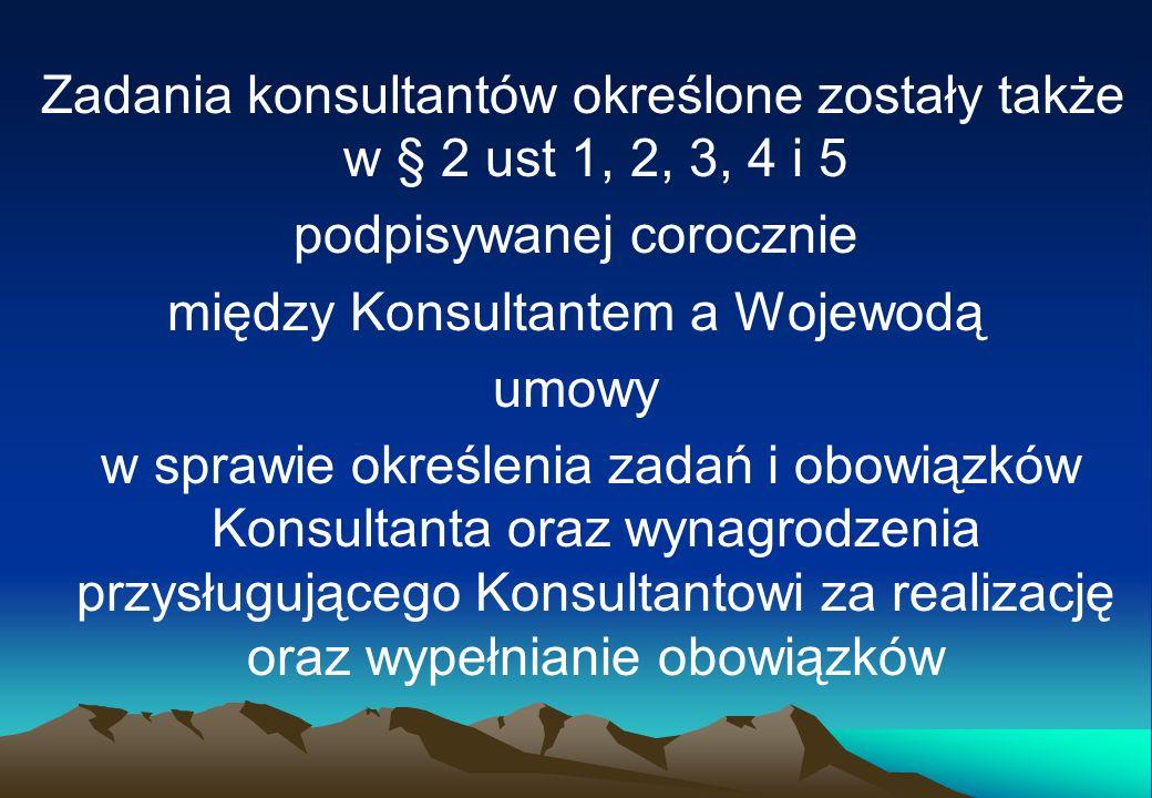 Dane odnośnie prowadzonych w województwie specjalizacji uzyskałam dzięki uprzejmości Pani Jolanty Zgrabczyńskiej z Wielkopolskiego Centrum Zdrowia Publicznego w Poznaniu