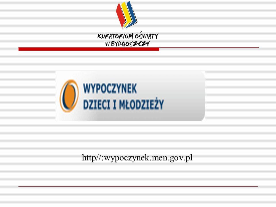 http//:wypoczynek.men.gov.pl