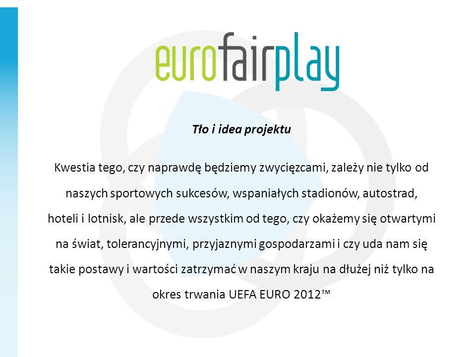 Dodatkowe akcje i działania podejmowane w ramach projektu EuroFairPlay zostały podzielone na 3 grupy: I.Kampania informacyjno-promocyjna II.Kampania szkoleniowo-edukacyjna III.Aktywizacja młodzieży