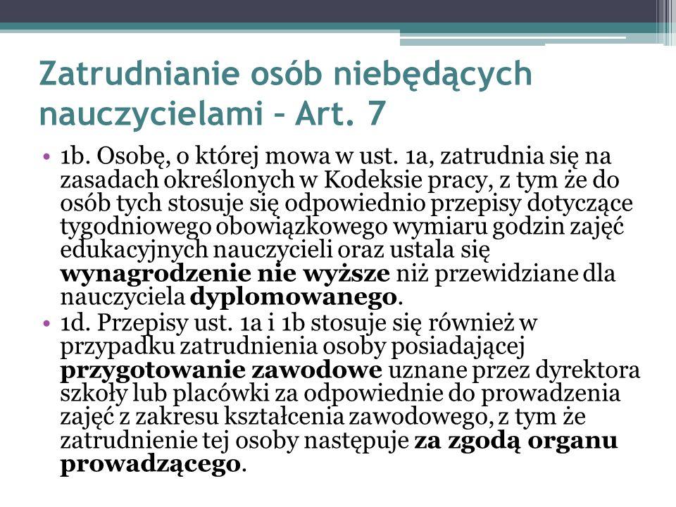 Oddziały międzynarodowe – Art.