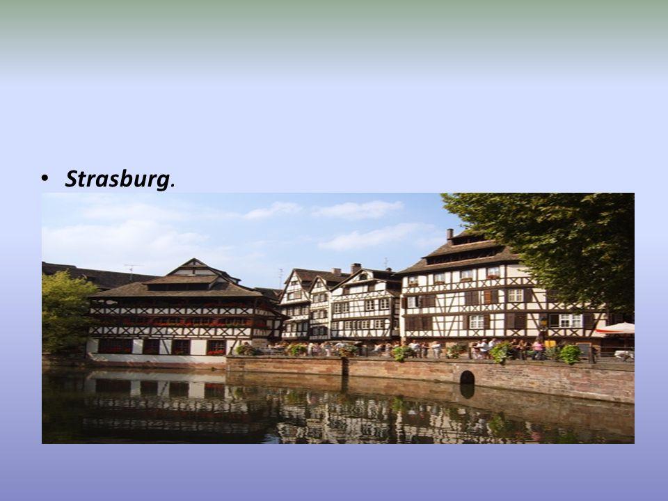 Strasburg.
