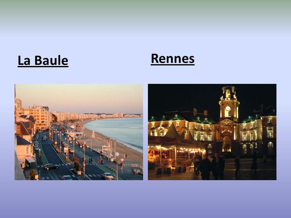 La Baule Rennes
