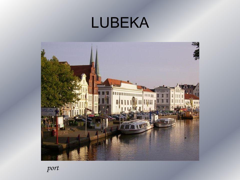 LUBEKA port