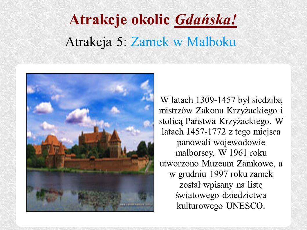 W latach 1309-1457 był siedzibą mistrzów Zakonu Krzyżackiego i stolicą Państwa Krzyżackiego. W latach 1457-1772 z tego miejsca panowali wojewodowie ma