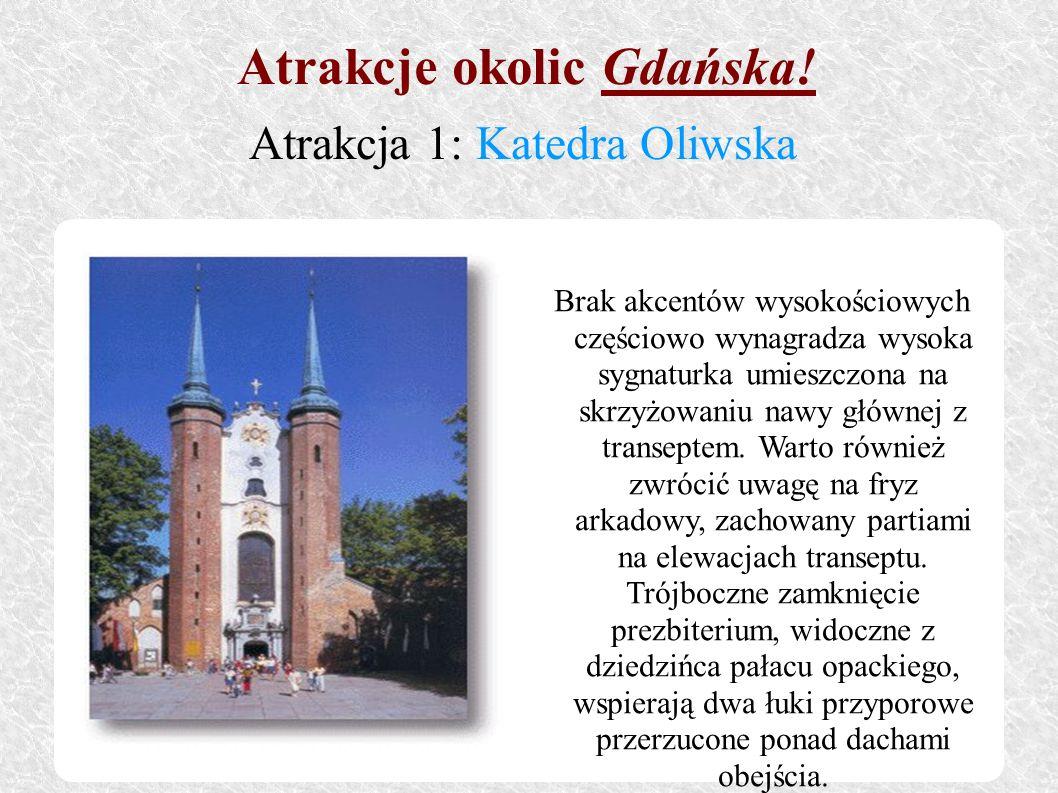 Dom Uphagena przypomina o dawnej świetności Gdańska.