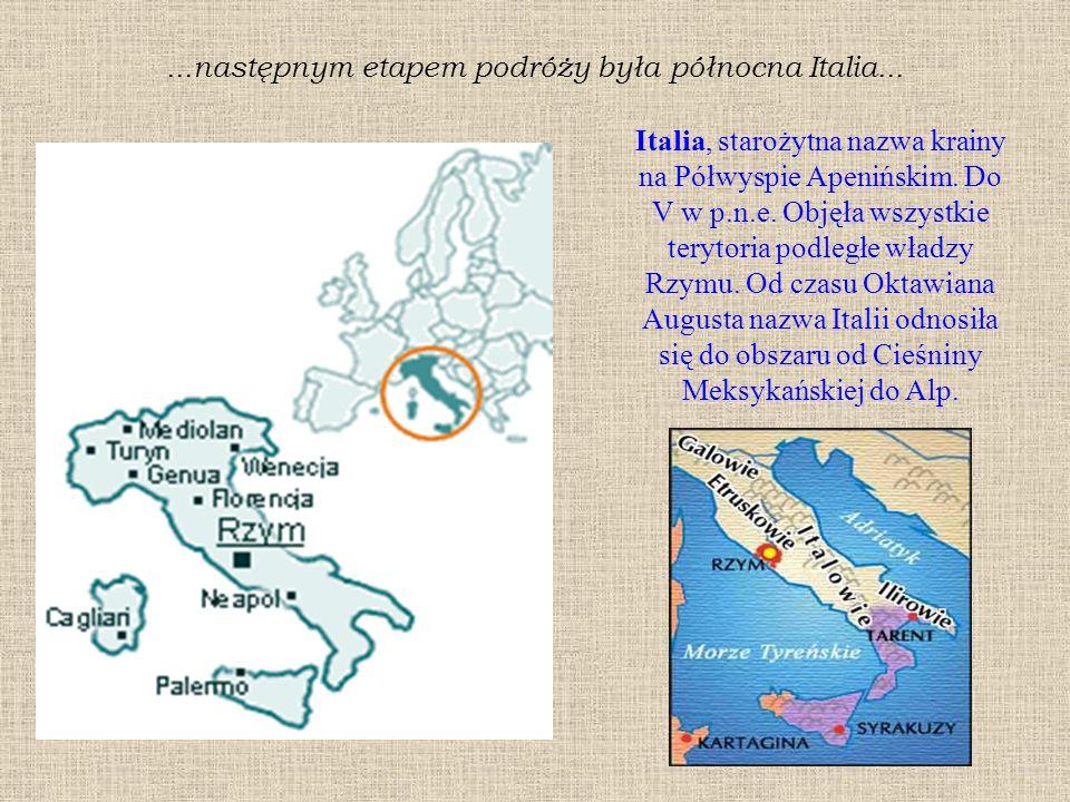 Starożytny kupiec rozpoczynał swą wędrówkę w Panonii... PANONIA (Pannonia), była prowincją rzymską leżącą w widłach Dunaju i Sawy (ob. tereny zach. Wę