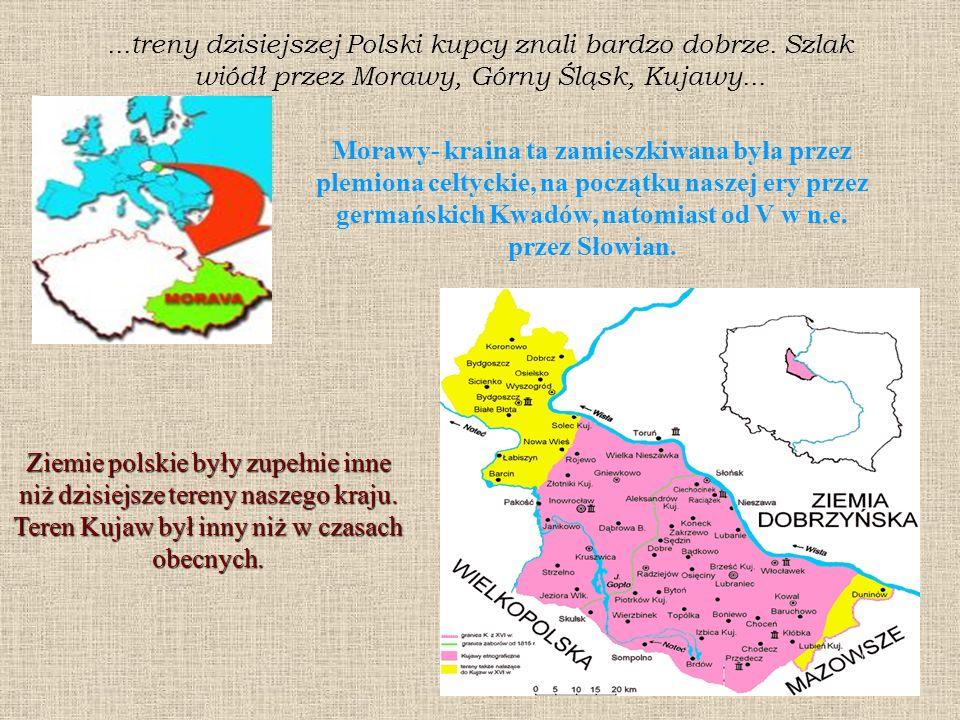 ...przeprawa przez Dunaj nie należała do najłatwiejszych... Kupcy dysponowali jedynie prostymi łodziami i najczęściej nie posiadali umiejętności przyd