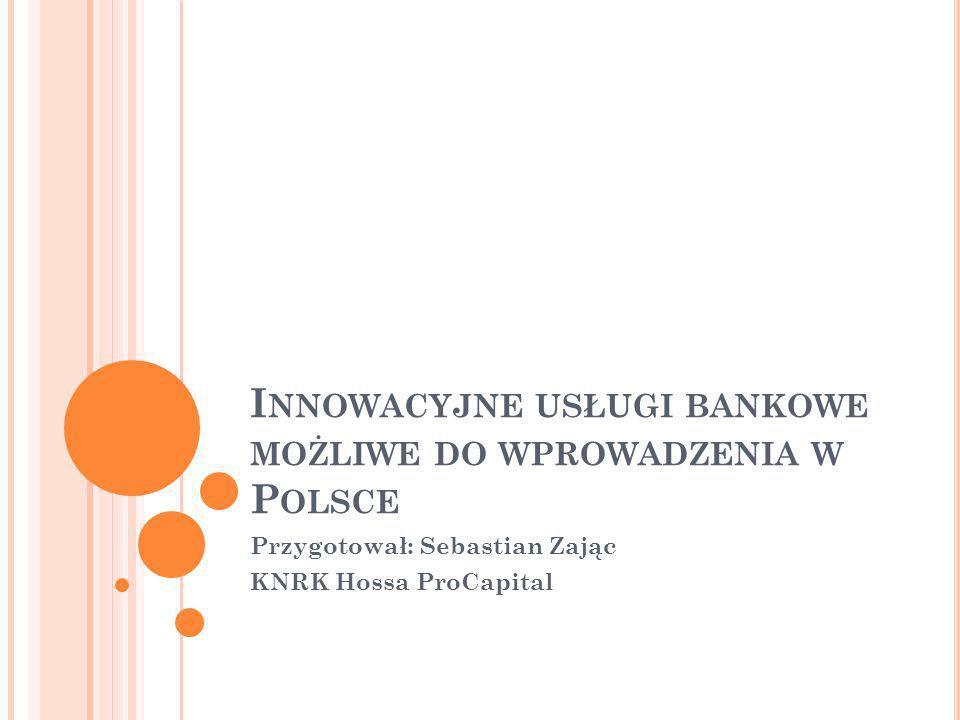 K ARTY PŁATNICZE pierwsze karty pojawiły się w Polsce w latach 60 XX wieku na początku lat 90 XX wieku banki w Polsce również zaczęły wprowadzać ten produkt karty z chipem wprowadzanie kart z których pewien procent miesięcznych wydatków zostaje nam zwrócony na konto w gotówce karty zbliżeniowe