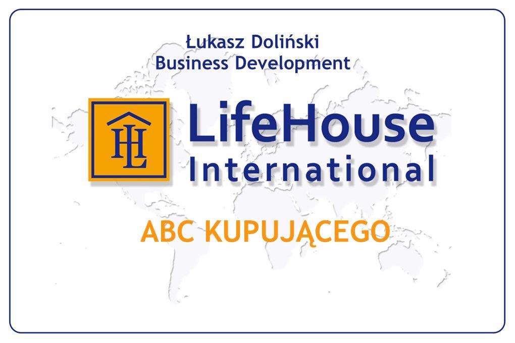ABC KUPUJĄCEGO Łukasz Doliński Business Development