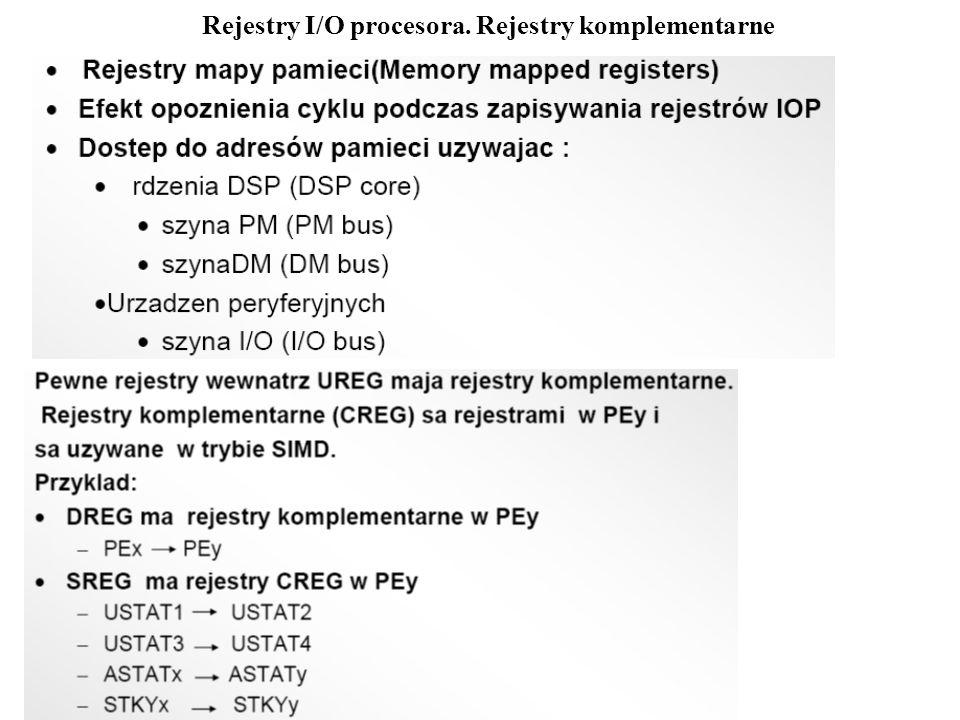 Typy stałoprzecinkowe operandów jednostki MACC i zakresy wyników