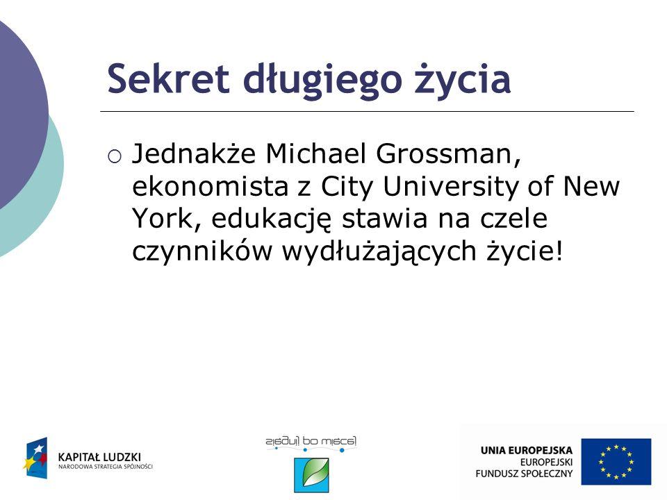 Badanie Kształcenie dorosłych zrealizowane w Polsce, w IV kwartale 2006, współfinansowane przez UE, pokazało potrzeby i aspiracje edukacyjne Polaków w wieku 25-64: - prawie 60% mieszkańców miast i 75% mieszkańców wsi nie uczestniczyło w żadnej formie edukacji,