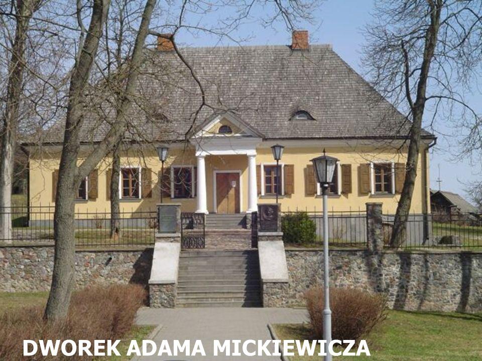 DWOREK ADAMA MICKIEWICZA