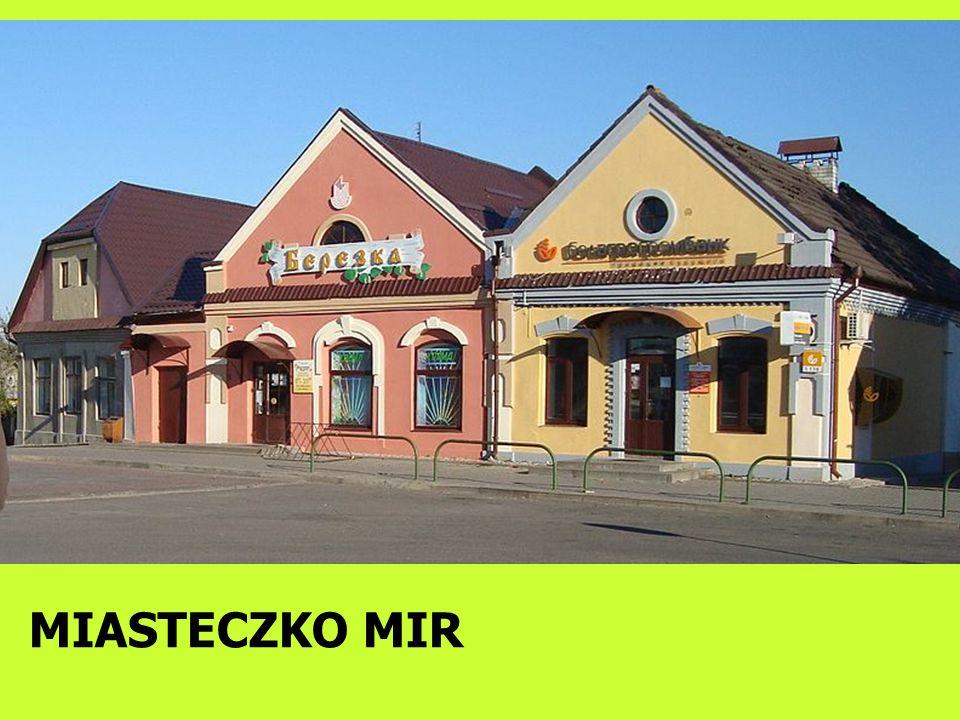 MIASTECZKO MIR