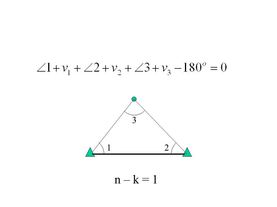 12 3 n – k = 1