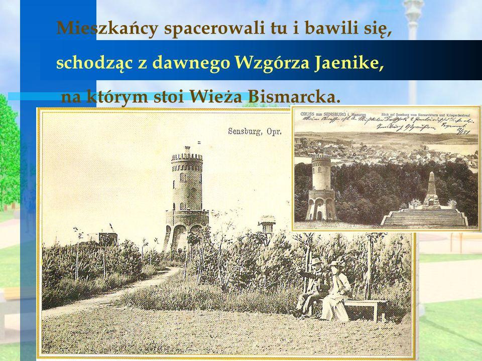 Jeziorko Magistrackie zawsze było sercem Miasta i miejscem festynów, zabaw na świeżym powietrzu, wspólnych spotkań i przechadzek.