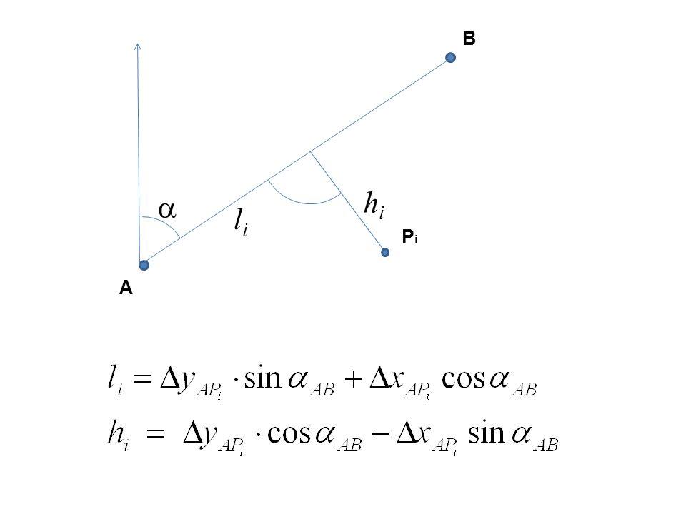 *************** OBLICZENIE MIAR ORTOGONALNYCH ******************* Public nra as integer, nrb as integer Public xa as double, ya as double, xb as double, yb as double Public lip as integer Public xp() as double, yp() as double, rze() as double, odc() as double Public nrp() as integer Zmienne globalne: Umieszcza się je na samym początku programu: