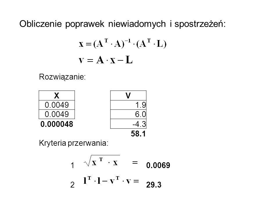 512315.6-72257.7 x 2136.16 -72257.7845440.7 y 3822.225 NXATL Trzecia iteracja: Kat obl.abl 151.08629668.44144.102.1 235.73567-249.62504.39-4.7 362.311