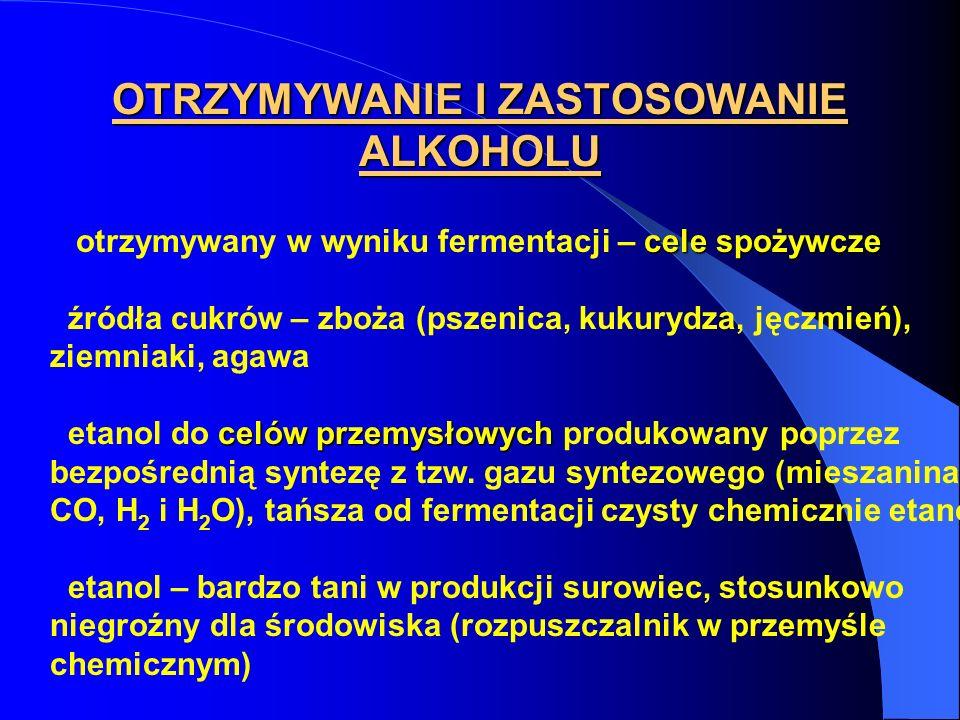 PSYCHOZY ALKOHOLOWE majaczenie alkoholowe Ø majaczenie alkoholowe (majaczenie drżenne, delirium tremens) - w okresie odstawienia, lęk, niepokój, podniecenie, iluzje i omamy wzrokowe, urojenia i inne objawy somatyczne i neurologiczne przewlekła halucynoza Ø przewlekła halucynoza alkoholowa (halucynoza Wernickiego) - omamy słuchowe i urojenia prześladowcze paranoja alkoholowa Ø paranoja alkoholowa (zespół urojeń niewiary małżeńskiej), dotyka głównie mężczyzn w długim okresie picia psychoza Korsakowa Ø psychoza Korsakowa (alkoholowy zespół abstynencyjny Wernickiego i Korsakowa) - zaburzenia pamięci, zapamiętywania, konfabulacje, polineuropatie