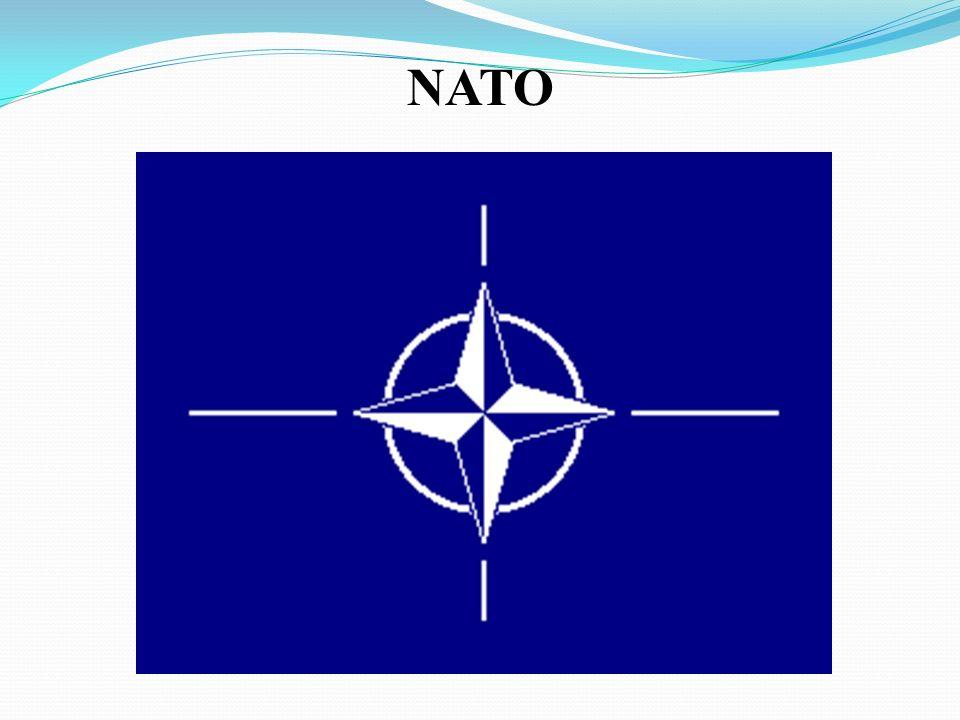 Co to jest NATO.