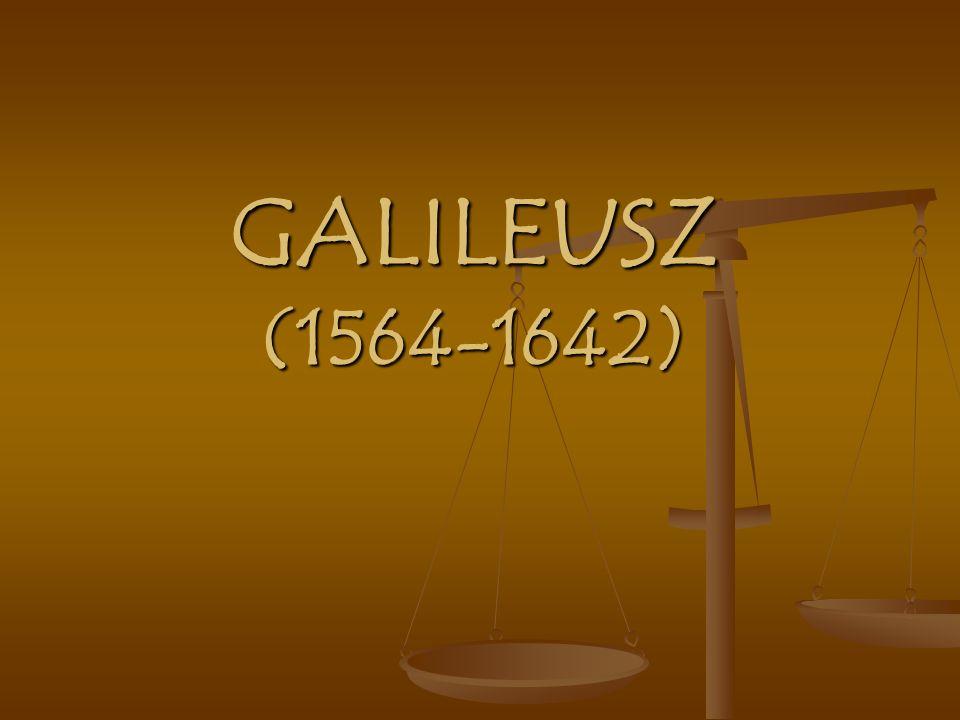 W 1600r.Galileusz udowodnił, że czas spadku swobodnego nie zależy od masy spadających ciał.