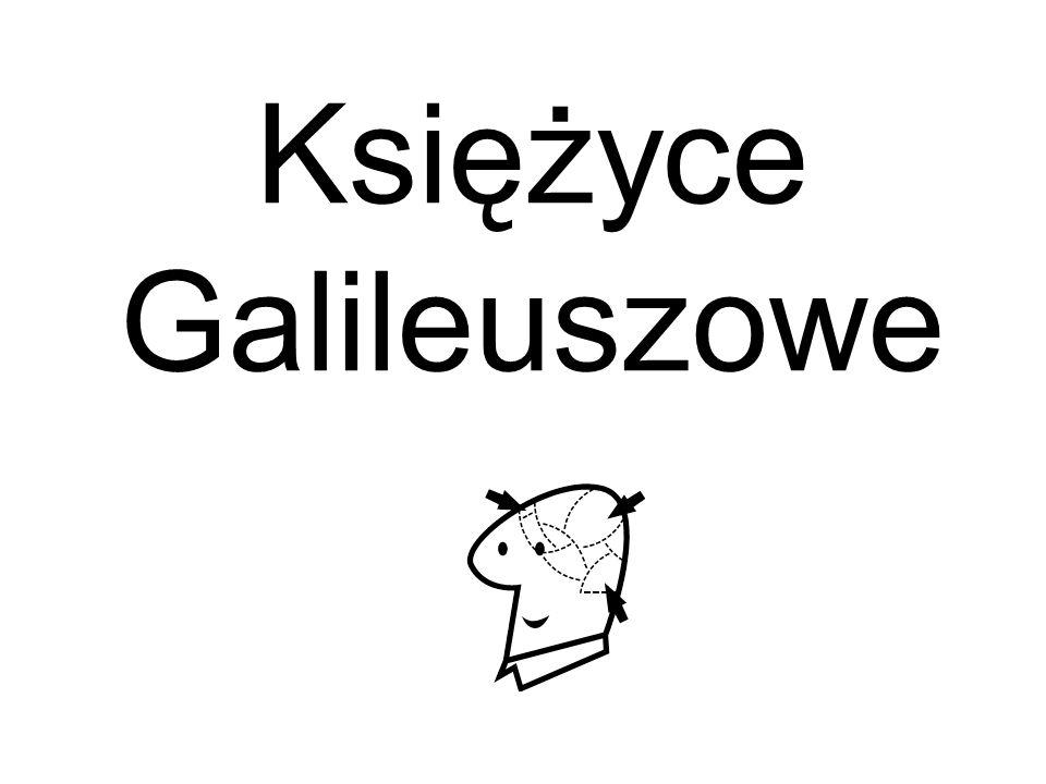 Księżyce Galileuszowe