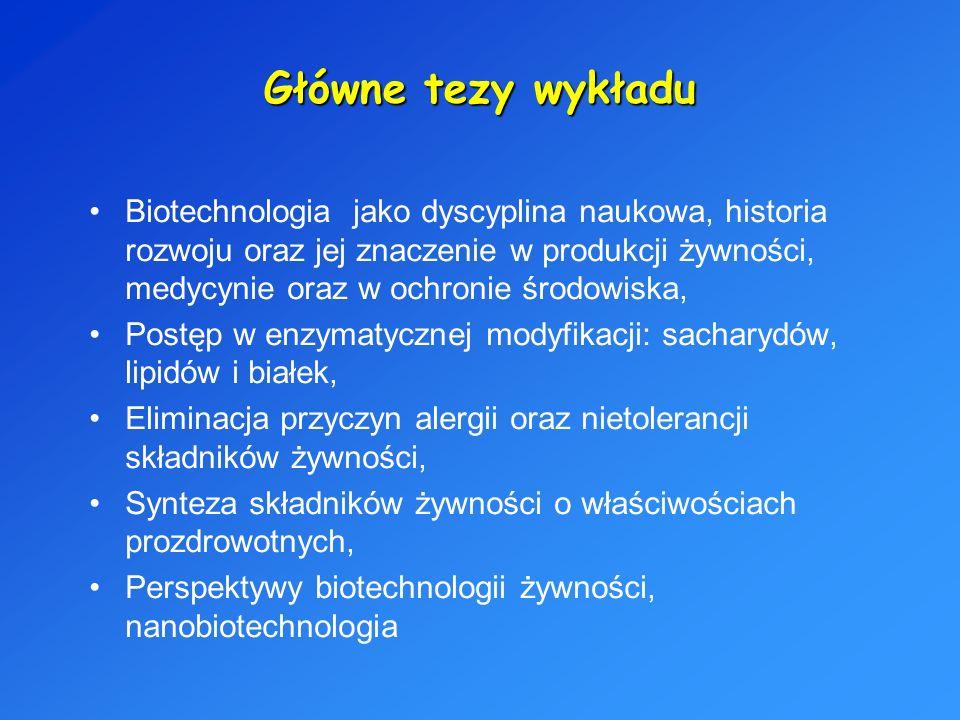 Enzymatyczna modyfikacja lipidów z zastosowaniem lipaz Lipaza TAG DAG H2OH2OWKT Lipaza MAG H2OH2OWKTH2OH2O Estryfikacja glicerol Hydroliza