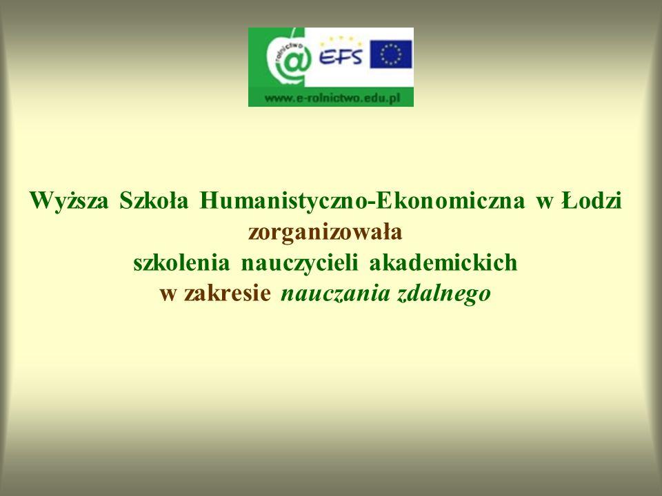 Opracowany program obejmował 32 przedmioty: historia gospodarcza, współczesne doktryny społeczno- -ekonomiczne, agrometeorologia, ekonomia, chemia, bo