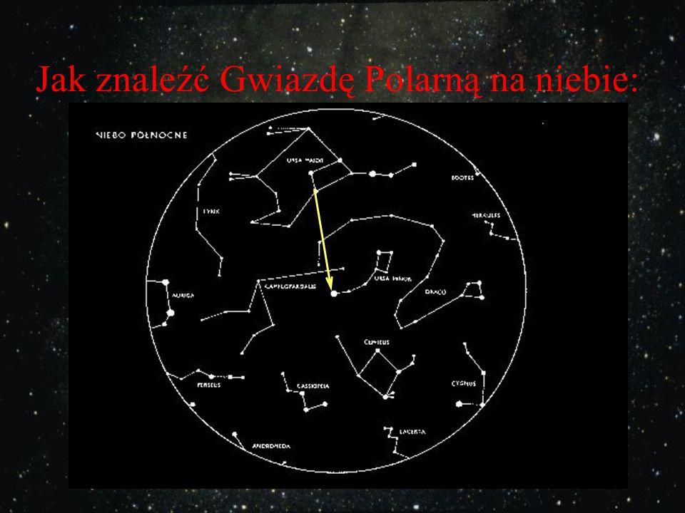 Kłopot 1 Gwiazda Polarna wcale nie jest najjaśniejsza !