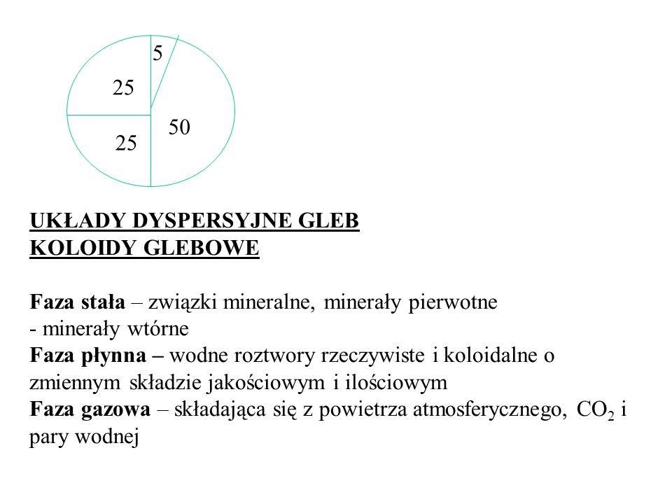 Identyfikacja minerałów ilastych