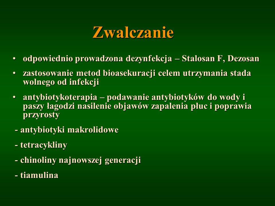 Zwalczanie odpowiednio prowadzona dezynfekcja – Stalosan F, Dezosanodpowiednio prowadzona dezynfekcja – Stalosan F, Dezosan zastosowanie metod bioasek