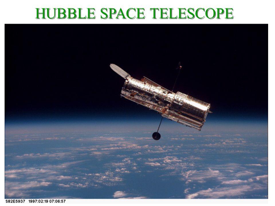 26 HUBBLE SPACE TELESCOPE