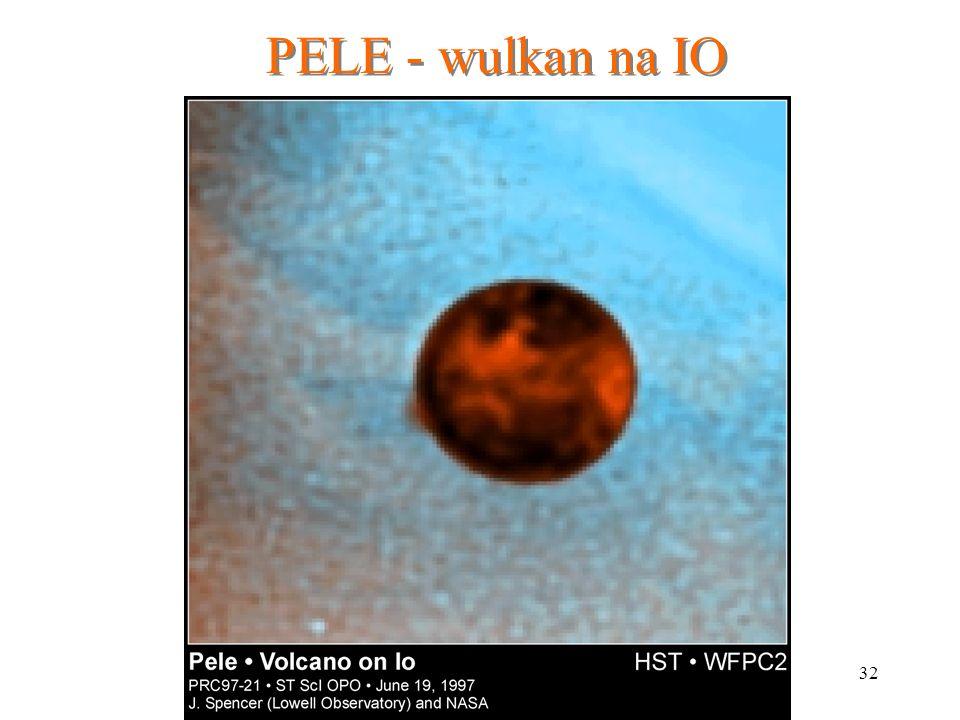 32 PELE - wulkan na IO