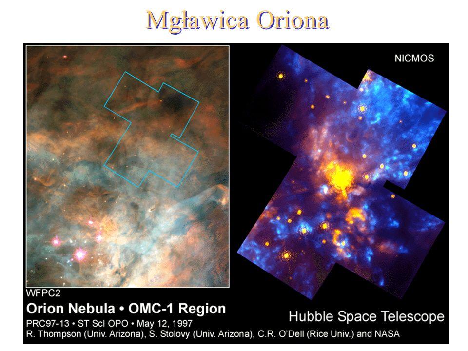 38 Mgławica Oriona