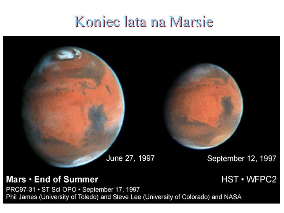 41 Koniec lata na Marsie