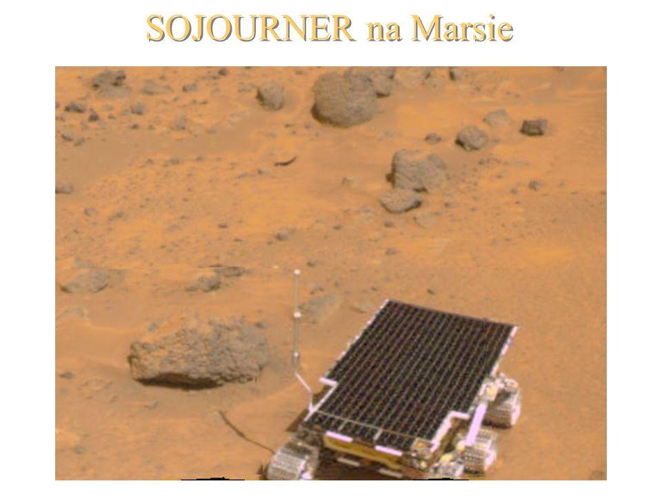 45 SOJOURNER na Marsie