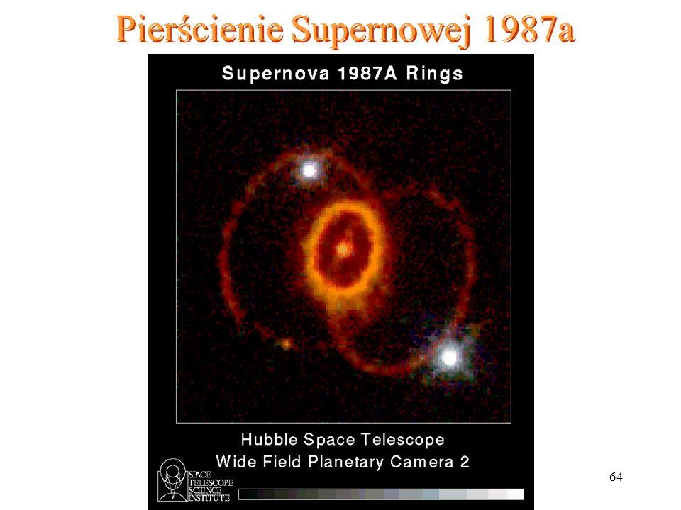 64 Pierścienie Supernowej 1987a