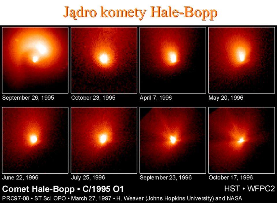 81 Jądro komety Hale-Bopp