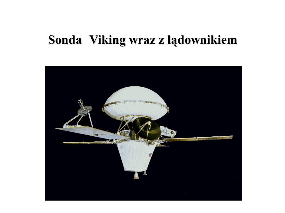 Sonda Viking wraz z lądownikiem